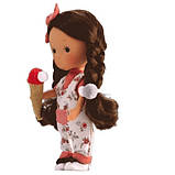 Лялька шарнірна, Міс Мініс Белла Пан, шатенка, 26 см (52601), фото 5