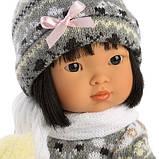 Лялька шарнірна Лу, азіатка, брюнетка, 28 см (28034), фото 3