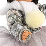 Лялька шарнірна Лу, азіатка, брюнетка, 28 см (28034), фото 4