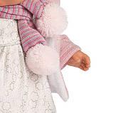 Інтерактивна Лялька, Плакса Олександра, світло-русява в ліловому, зі звуком, 42 см (42262), фото 3