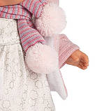 Лялька інтерактивна, Плакса Олександра, світло-русява в ліловому, зі звуком, 42 см (42262), фото 3