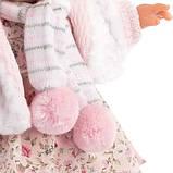 Лялька інтерактивна, Плакса Кейт, руда в біло-рожевому, зі звуком, 38 см (38342), фото 4