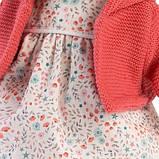 Інтерактивна Лялька, Плакса Айтана, блондинка в кораловому, зі звуком, 33 см (33124), фото 3