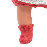 Інтерактивна Лялька, Плакса Айтана, блондинка в кораловому, зі звуком, 33 см (33124), фото 4