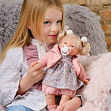 Лялька інтерактивна, Плакса Айтана, блондинка в лавандовому, зі звуком, 33 см (33122), фото 8