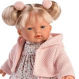 Лялька інтерактивна, Плакса Роберта, блондинка в світло-рожевому, зі звуком, 33 см (33118), фото 2
