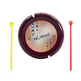 Развивающая игрушка NUKIED Барабан Трам-там-там 2 в 1 (NUK-009), фото 5