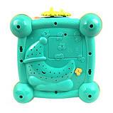 Розвиваючий ігровий бизикуб NUKIED 6 в 1 Атлантида, зі звуком і світлом (NUK-008), фото 8