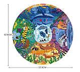 Круглий пазл «У світі тварин», 150 частин (MD3099), фото 4