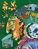 Круглый пазл «В мире животных», 150 частей (MD3099), фото 6