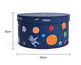 Круглий пазл «Космічна подорож», 150 частин (MD3082), фото 2