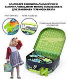 Пазл в чемоданчике «Динозавры», 104 части, MIDEER (MD3026), фото 6