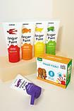 Дитячі пальчикові фарби, 8 кольорів (MD4110), фото 5