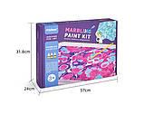 Набор для творчества, рисование по воде «Мраморные краски» (MD4131), фото 2