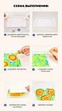 Набор для творчества, рисование по воде «Мраморные краски» (MD4131), фото 4