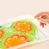 Набор для творчества, рисование по воде «Мраморные краски» (MD4131), фото 5