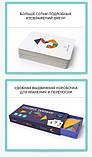 Мозаїка-Танграм «Кольорова», 50 карток і 7 фігур (MD1035), фото 6