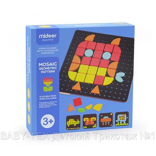 Мозаика «Геометрические фигуры», 150 частей (MD1044)