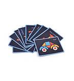 Магнитная книга-игра «Геоформы» , 92 части (MD1041), фото 5