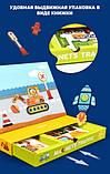 Магнитная книга-игра «Транспорт», 59 частей (MD1040), фото 7