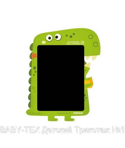 Доска для рисования мелом Динозавр, 64*50 см (MD4056)