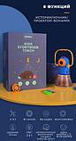 Багатофункціональний дитячий проектор-нічник (MD1103), фото 6
