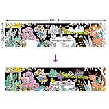 Набор для рисования AVENIR гигантская вельвет-раскраска Принцесса, фото 3