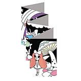 Набор для рисования AVENIR гигантская вельвет-раскраска Единорог, фото 6