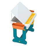 Багатофункціональний дитячий столик POPPET Трансформер 6 в 1 і стільчик, фото 2