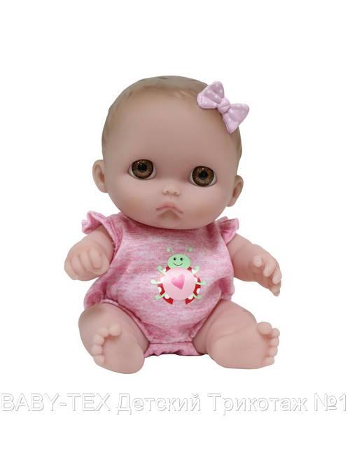 Пупс JC Toys Мими с бантиком, 22 см