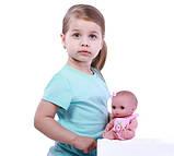 Пупс JC Toys Мими с бантиком, 22 см, фото 3