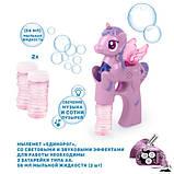 Мильні бульбашки Wanna Bubbles Єдиноріг, 100 мл, фіолетовий, фото 4