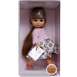 Лялька Berjuan Люсі в рожевому светрі 22 см, фото 3
