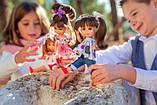 Лялька Berjuan Люсі в рожевому светрі 22 см, фото 4