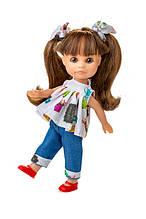 Лялька Berjuan Люсі в джинсах 22 см