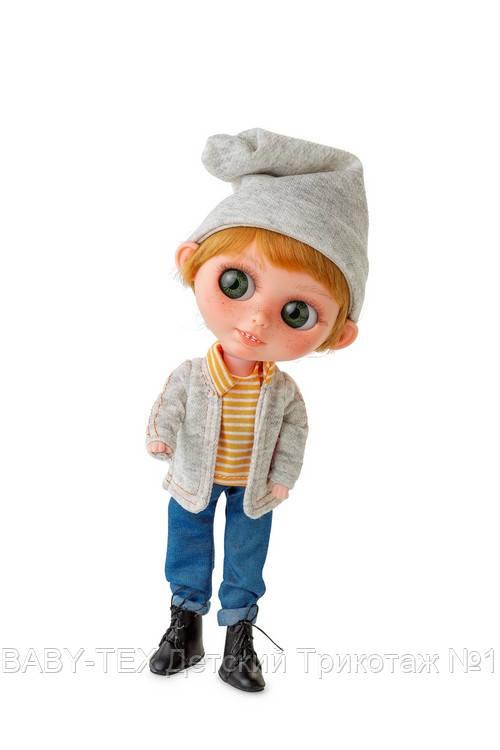 Лялька Berjuan Biggers Тревор Флінн 32 см