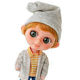 Лялька Berjuan Biggers Тревор Флінн 32 см, фото 2