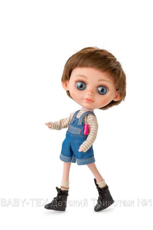 Лялька Berjuan Biggers Ендо Грімальді 32 см ШЛЮБ УПАКОВКИ