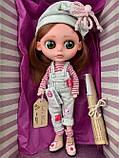 Кукла Berjuan Biggers Сайлес Блунн 32 см, фото 3