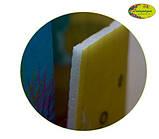 Дитячий двосторонній килимок Limpopo Сонячний день і Кольорові циферки, 120х180 см, фото 3