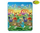 Дитячий двосторонній килимок Limpopo Динозаври і Підводний світ, 150х180 см, фото 5