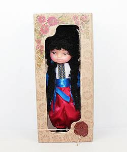 """SALE Лялька """"Українець у хутряному жупаніі"""" в коробці ЧУДИСАМ"""