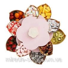 Універсальний органайзер для солодощів Candy Box 2 ярусу менажниця, фото 2