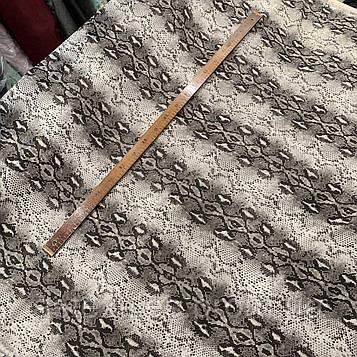 Шифон принт (на білому фоні плями)
