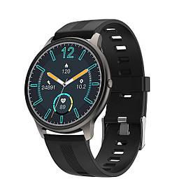 Розумні годинник Linwear LW11 з вимірюванням кисню (Чорний)