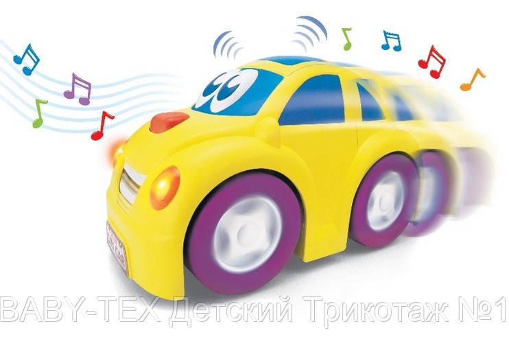 Такси Keenway, машинка музыкальная БРАК УПАКОВКИ