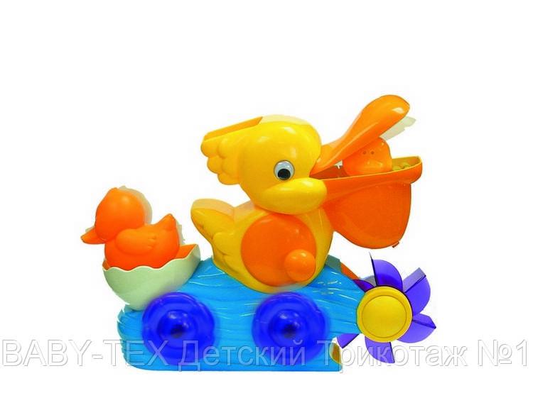 Игрушка для ванной Silverlit Пеликан БРАК УПАКОВКИ
