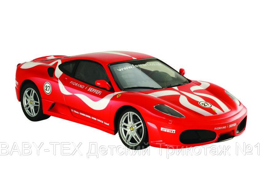 Машинка Silverlit Ferrari F430 Fiorano 1:16, на р/у БРАК УПАКОВКИ