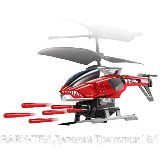 Вертолет Silverlit Heli blaster, на ик/у БРАК УПАКОВКИ