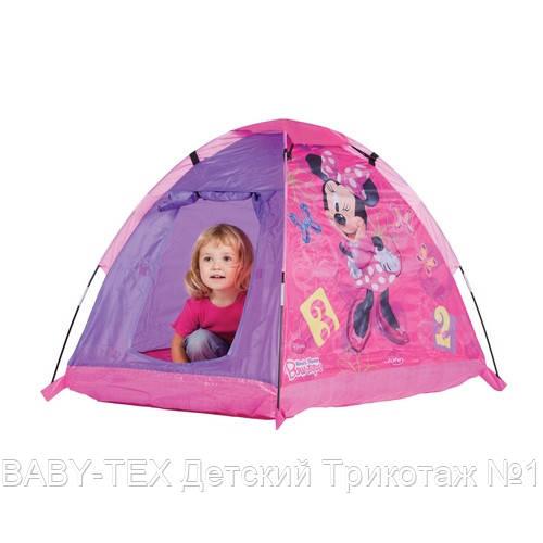 Детская палатка-тент John Минни Маус, лицензия БРАК УПАКОВКИ